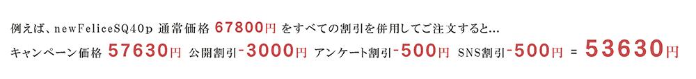 天使のアルバム キャンペーン例 スペシャル